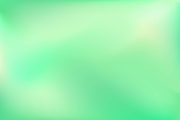 Pale green gradient tones background