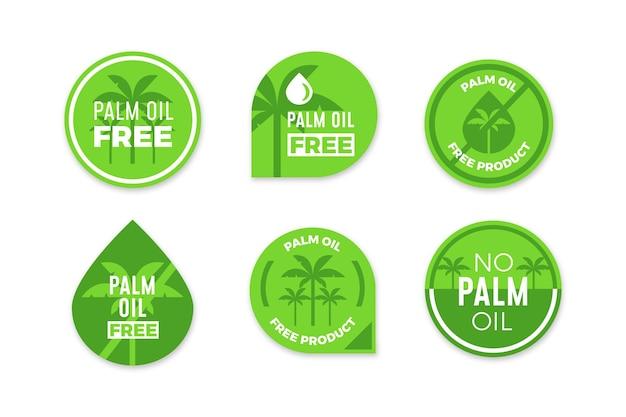 パーム油サインコレクション