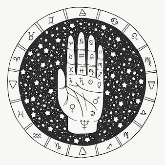 Palmistry and chiromancy