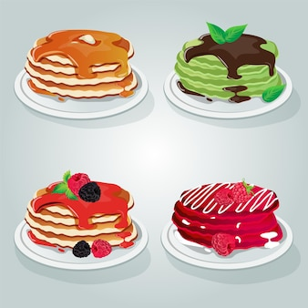 Pancake set