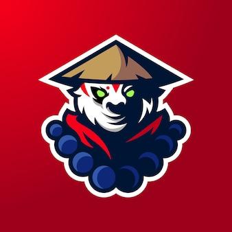 Panda esport logo