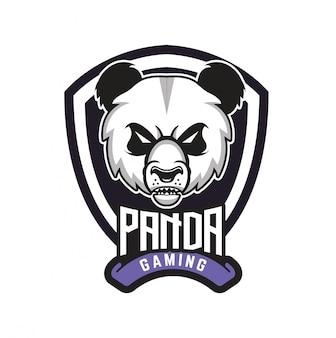 パンダゲームロゴ