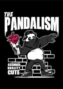 Pandalism