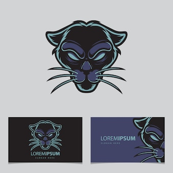 Пантера логотип