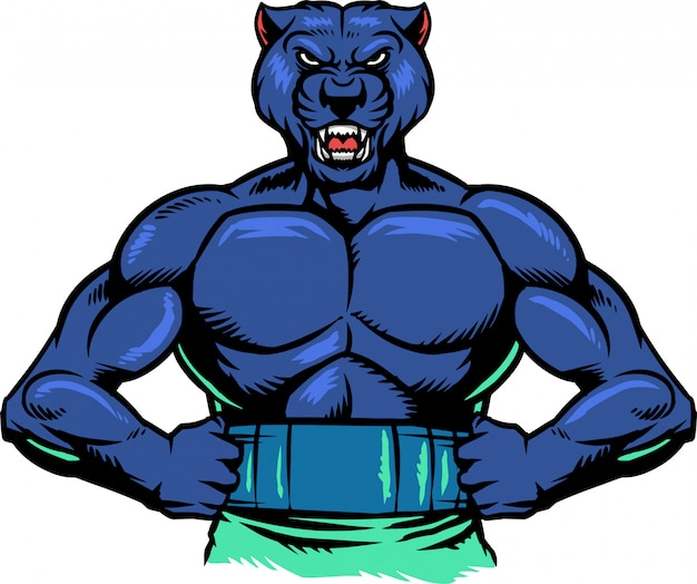 Panther muscle