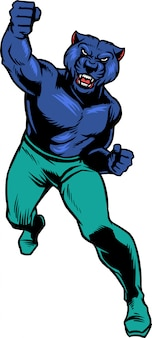 Panther power punch