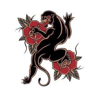Пантера роза