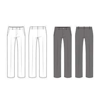 Pants formal trousers
