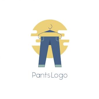 Брюки логотип