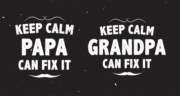 Цитата папы и дедушки