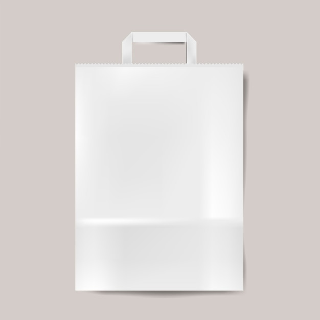 Paper Bag Vectors, Photos and PSD files | Free DownloadWhite Paper Bag Vector