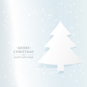 Бумага рождественская елка фон