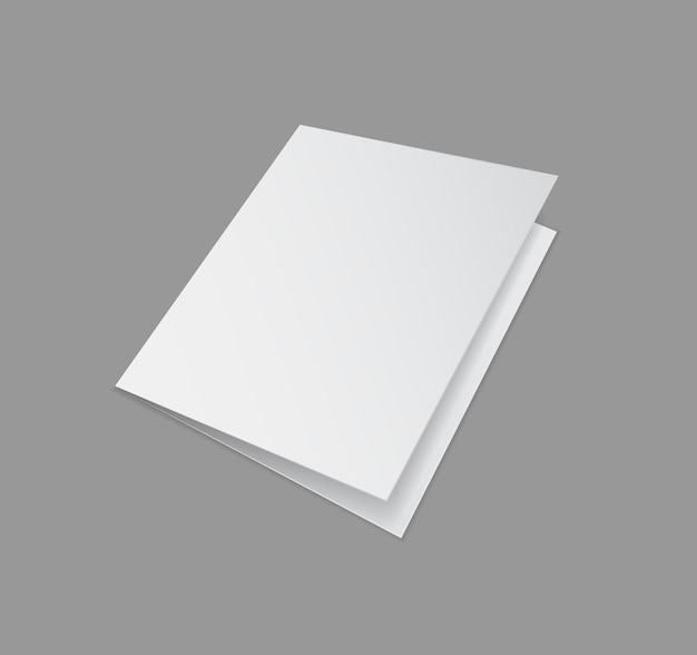 회색 3d 아이콘에 종이 폴더
