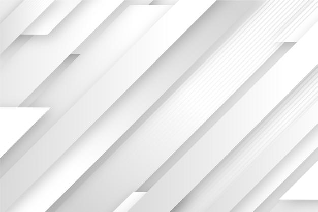 Фон динамических линий в стиле бумаги Бесплатные векторы