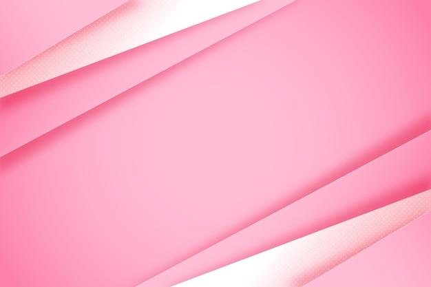 紙のスタイルのダイナミックラインの背景