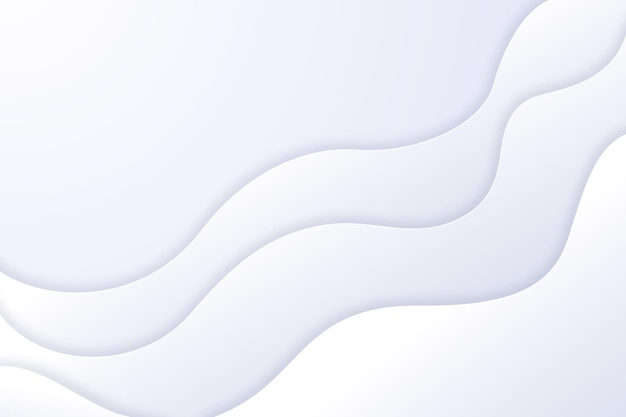 종이 스타일 흰색 단색 배경