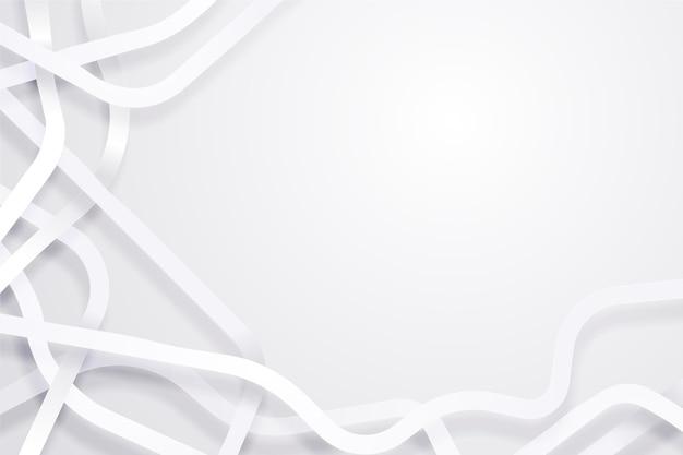 纸张样式白色单色背景