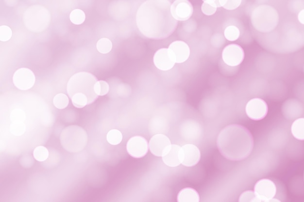 Party holiday background with glossy bokeh lights. vector illustration