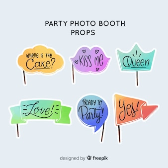 Photo Booth Vectors, Photos and PSD files | Free Download