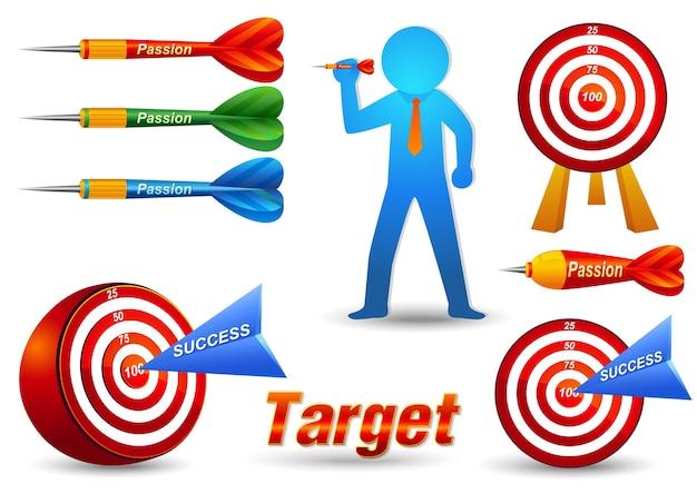 Passion target