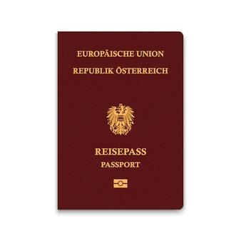 Passport of austria