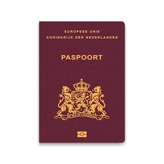 Passport of netherlands