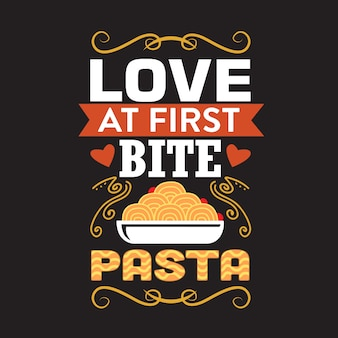Pasta quote and saying.