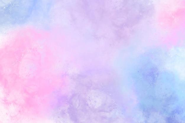 Nebulosa astratta pastello