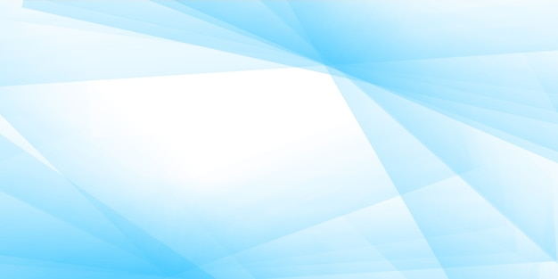 Pastel blue banner background,