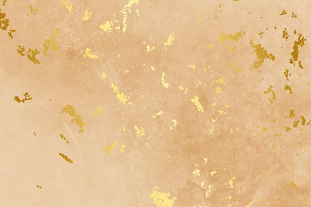 Pastel color background with gold foil texture