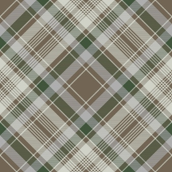 Pastel color check plaid seamless pattern