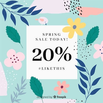 Pastel color spring sale backgound