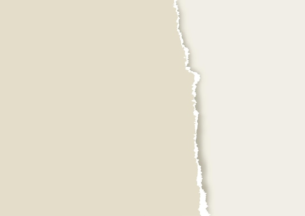 Pastel coloured old torn paper background