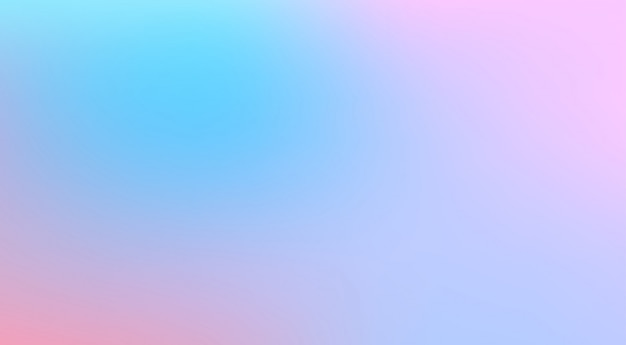 Pastel mesh blurred background. multi color gradient pattern. smooth modern watercolor style.