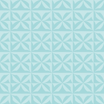 Pastel pale color tender tile. vintage retro style geometry seamless pattern. illustration of repeatable motif