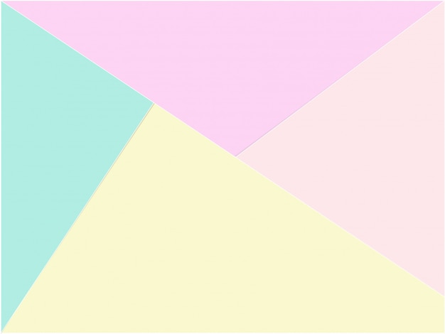 Pastel paper background.