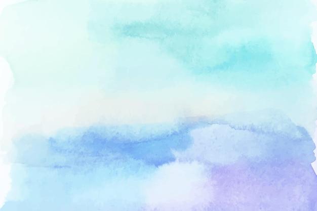 パステル水彩で描かれた背景