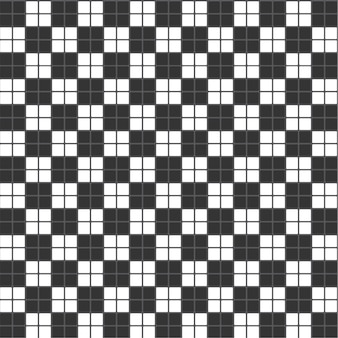 Pattern background tile chess black and white texture rectangle