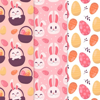 Pattern collection for easter