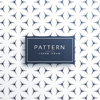 Pattern of decorative elements