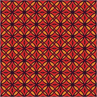 패턴 디자인 배경 에스닉 모티브 스타일