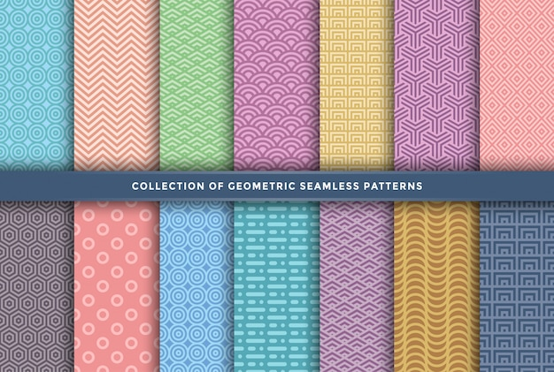 Pattern design collection.