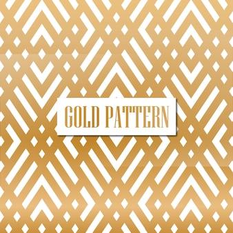 Pattern gold luxury