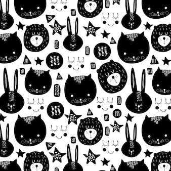 Pattern for kids