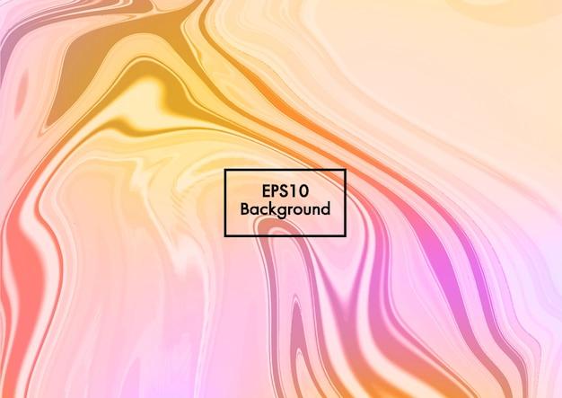 大理石の色の完全な背景のパターン