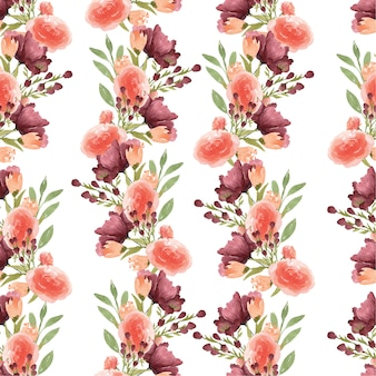 Pattern seamless  floral