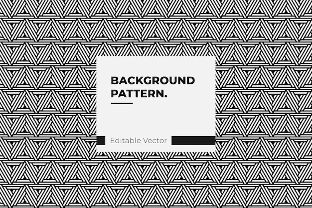 Pattern triangle line illusion background   abstract - pattern illustration