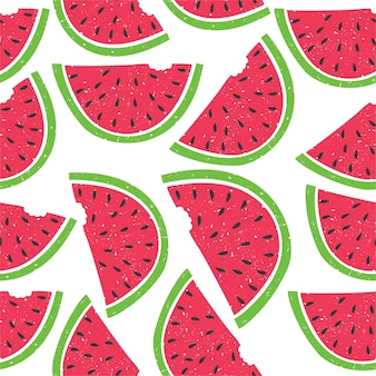 Pattern of watermelon