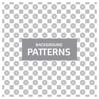 Pattern with gray pixels