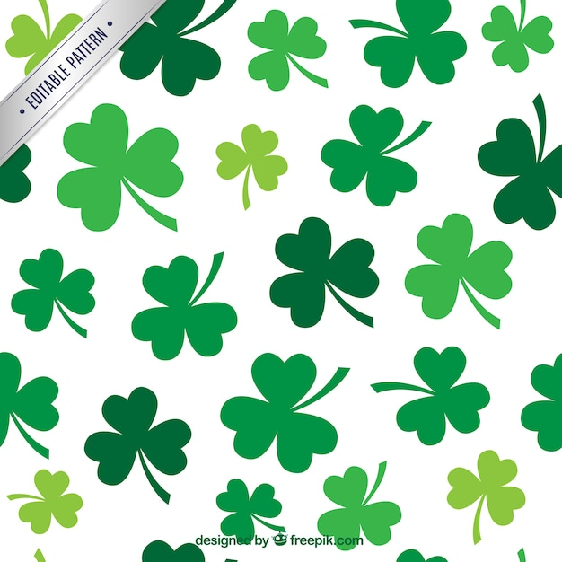 shamrock vectors photos and psd files free download rh freepik com shamrock vector art celtic shamrock vector
